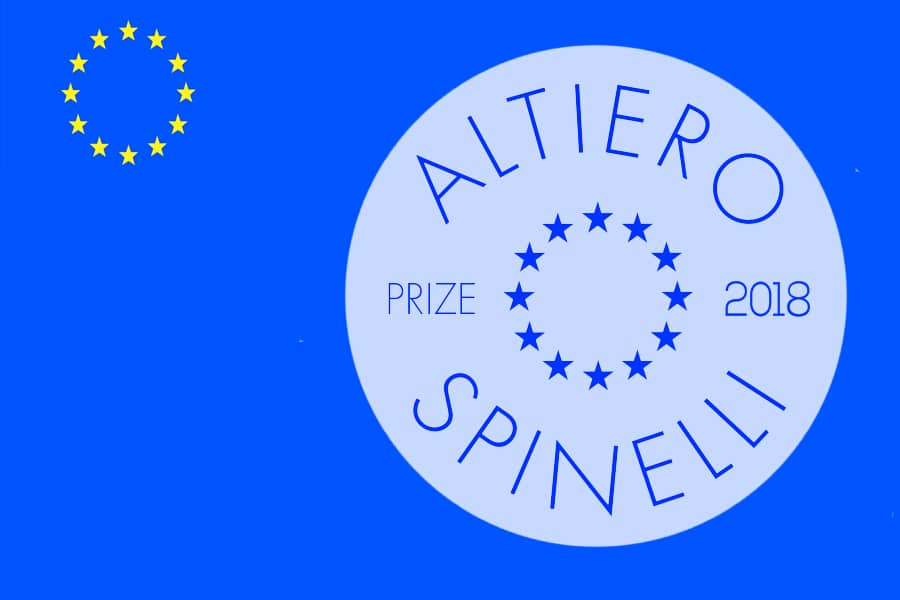 Premio Altiero Spinelli 2019
