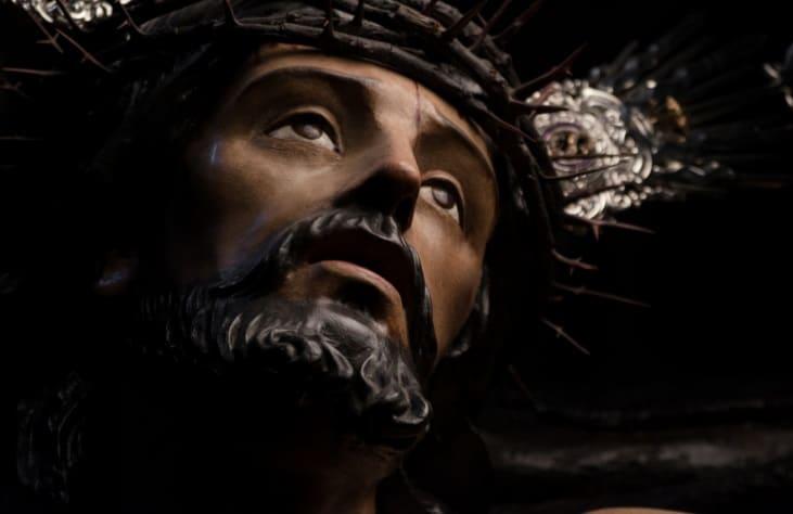 antísimo Cristo de la Exaltación