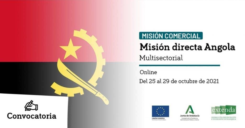 Angola y sus oportunidades de mercado para Andalucía